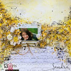 13arts: ''You are unique'' by Sandra Bernard