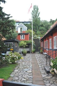 In Gudhjem, Bornholm