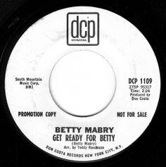 Betty Mabry (Davis)