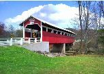 Somerset County (Pa.) is home to 10 covered bridges.