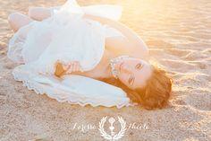 bridal session | sun flare | Larissa Nicole Photography