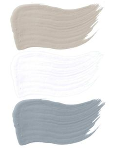 Paint Colors: Stucco: Valley Forge Tan by Benjamin Moore; Trim: Glacier White by Benjamin Moore; Shutters: Smoky Mountain by Benjamin Moore