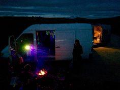 Met 2 new friends last night: Mark & Nikki in this #Sprinter van - complete with lasers! #vanlife #dartmoor #mercedessprinter #homeiswhereyouparkit #vanlifeadventures #vanlifeeurope #vanlifers #devon #vanlifediaries #vanlifeexplorers #vanlifemovement #vanlifeideas #vancrush #vanlifestyle #vanlifeuk #vanlifeblog #offgrid #builtnotbought #tinyhome #tinyliving #vanporn #fire #lasers
