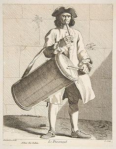 A Man From Provence Anne Claude Philippe de Tubières, Comte de Caylus  (French, Paris 1692–1765 Paris)