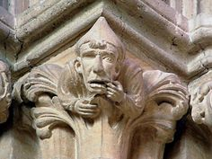 @CatherineEsse @gallimaufrey777 As at Wells, and Lincoln http://www.alamy.com/stock-photo-lincoln-cathedral-roof-boss-toothache-man-medieval-15777034.html…