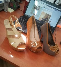 Dziewczyny lubią brąz, a ShoesDay o tym wie :)