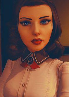 Bioshock infinite: Elizabeth (Burial at Sea) Bioshock Elizabeth, Elizabeth I, Elizabeth Cosplay, Bioshock Game, Bioshock Series, Fallout New Vegas, Fallout 3, Elizabeth Comstock, The Wolf Among Us
