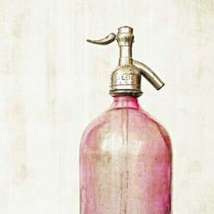 Lavender Bottle - Vintage