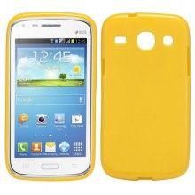 Forro Galaxy Core - Gel Amarilla  $ 10.683,16