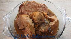 Schweinebraten aus dem Crock Pot