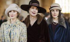 Film&Arts emitirá un especial de la serie Downton Abbey este domingo  #series #tv