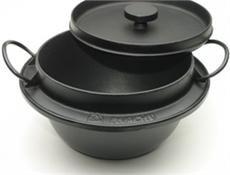 Iwachu Cast Iron Rice Pot Irn