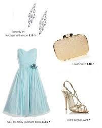 jenny packham blue dress debenhams - Google Search