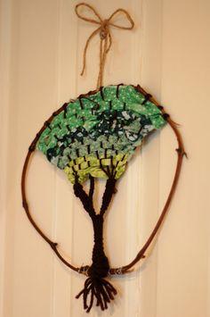 Sea Kettle Diaries: Woven Trees