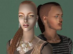 FlowerMisty's Sims