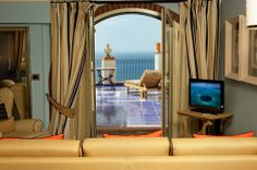 Taormina and Hotel Villa Carlotta