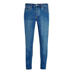 (トップマン) Topman メンズ ボトムス ジーンズ Topman Mid wash stretch slim jeans 並行輸入品  新品【取り寄せ商品のため、お届けまでに2週間前後かかります。】 カラー:ブルー 素材:Garment: Cotton(99%) Elastane(1%) 詳細は http://brand-tsuhan.com/product/%e3%83%88%e3%83%83%e3%83%97%e3%83%9e%e3%83%b3-topman-%e3%83%a1%e3%83%b3%e3%82%ba-%e3%83%9c%e3%83%88%e3%83%a0%e3%82%b9-%e3%82%b8%e3%83%bc%e3%83%b3%e3%82%ba-topman-mid-wash-stretch-slim-jeans/