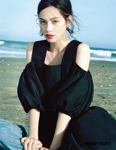 Kiko Mizuhara - Marie Claire Magazine June Issue '15