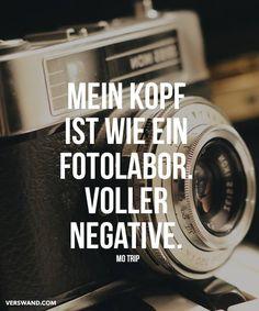 wie ein Fotolabor..voller Negative