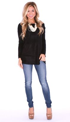 TOO GLAM TO QUIT BLACK $ 54.00
