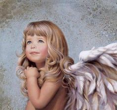 "Nancy Noel's ""Angels""...I absolutely love her work!"
