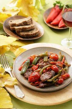 Spetsofai | Greek Food - Greek Cooking - Greek Recipes by Diane Kochilas