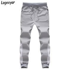 We love it and we know you also love it as well 2017 New Fashion Men's Pants jogger pants men Sweatpants Mens Casual Trousers Cotton Pants Asian Size M~5XL just only $14.03 with free shipping worldwide  #pantsformen Plese click on picture to see our special price for you