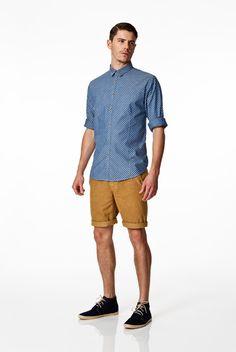 Ben Sherman shirt $109.95 - TheMensShop.com.au