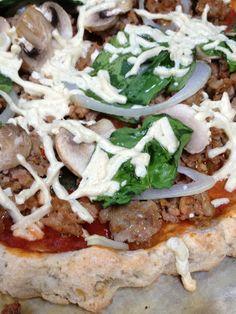 Gluten & Dairy Free Pizza Dough