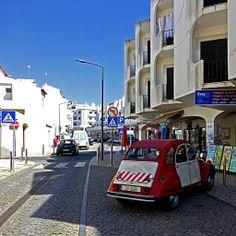 2 cv, Carvoeiro, Portugal