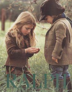 Ralph Lauren kids clothing