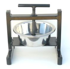Herb Press for Making Tinctures and other Remedies