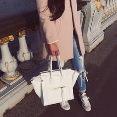 Classy but street style mix all together