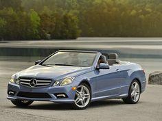 Mercedes Benz Classe E, o melhor conversível de 2012 segundo o site Total Car Score