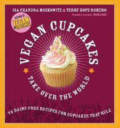 Vegan Cupcakes Take Over the World (puur plantaardige cupcakes!)