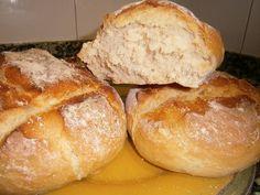 PAN CASERO (Tradicional y Fácil) Pan Bread, Latin Food, Canapes, Empanadas, Quiche, Bakery, Muffin, Food And Drink, Sweets