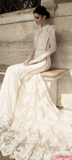 gorgeous bride wedding dress