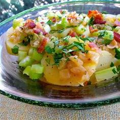 Oktoberfest Potato Salad Allrecipes.com