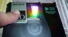5 discos magneto-ópticos a estrenar en Cash Converters por 2.8€