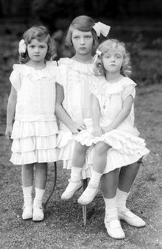 Vintage Children Photos, Vintage Girls, Vintage Pictures, Vintage Dresses, Vintage Princess, Vintage Images, Royal Photography, Elisabeth, Ludwig