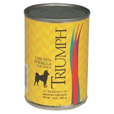 Triumph Chicken Dog Food  12x13.2oz >>> Check out this great product. (This is an affiliate link) #BestDogFoods
