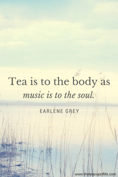 Do you enjoy music during your tea time? Silence may be preferred at times but music can be used to enhance certain experiences, like a tea mediation. Consider this jazz and tea playlist next time you get steeping!