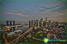 Photo: Singapour - la capitale de Singapour