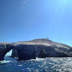 Anacapa Island in Oxnard, CA