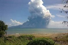 Mount #Rokatenda Kills 6 as it Erupts in #Indonesia