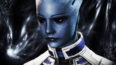More Liara swoonage