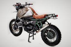 BMW R1100GS Buldozzer Motorcycle 1