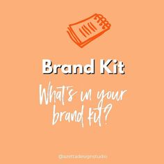 Your brand is about how you show up for your clients. Periodt! Your brand kit answers the following: 🔸️How do you want your ideal clients to feel? 🔸️Are ready, if they checked you out online? 🔸️Does your brand design clearly showcase who you are and what you do? 🔸️Why should they (dream clients) care? It's time to set yourself apart in your industry, attract the ideal clients through your personal or business branding. What's in your brand kit?