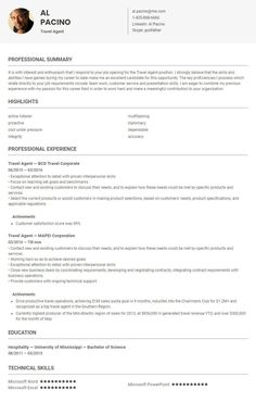 Sales Consultant Resume Template Sample By Skillroads Https