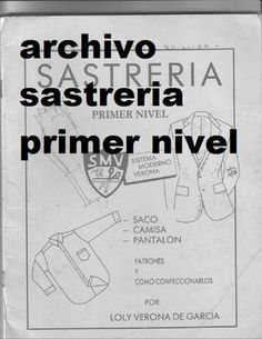 Sastreria Nivel imprimación Sewing Hacks, Sewing Projects, Modelista, Pattern Drafting, Makeup Kit, Learn To Sew, Pattern Books, Sewing Techniques, Pattern Making